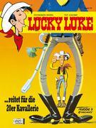 Lucky Luke 19 - reitet für die 20er Kavallerie