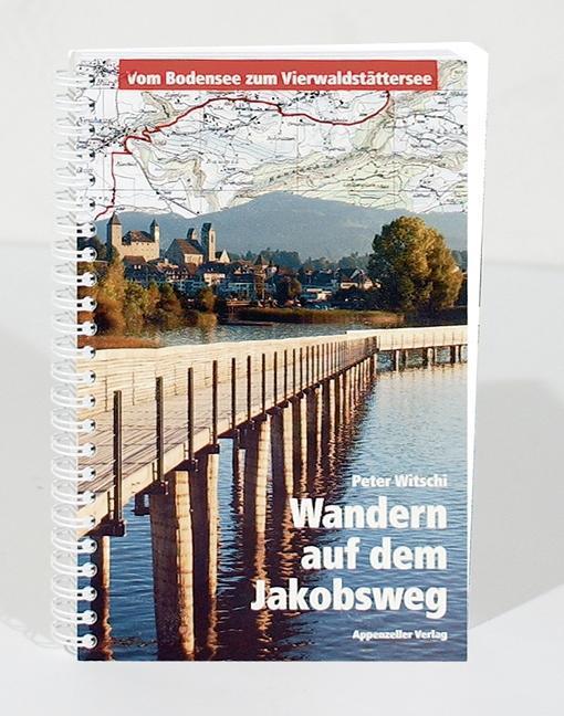 Wandern auf dem Jakobsweg als Buch