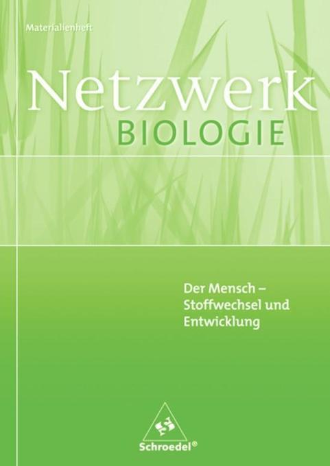 Mensch - Stoffwechsel und Entwicklung als Buch