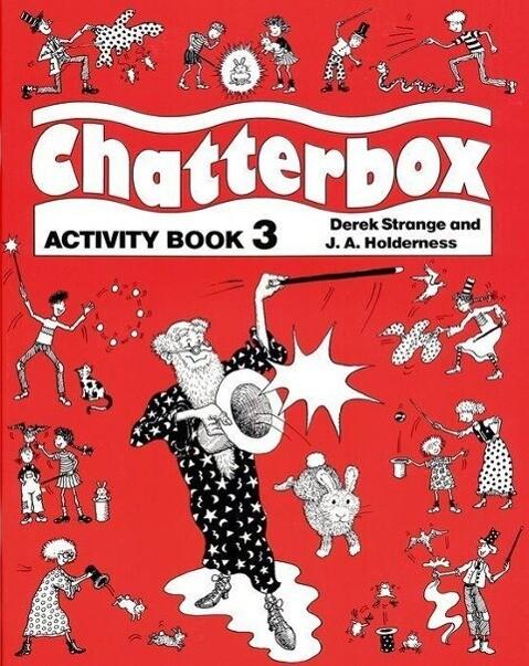 Chatterbox. Activity Book 3 als Buch