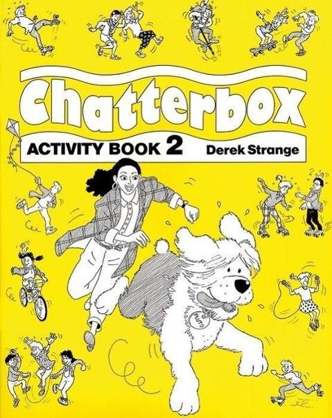 Chatterbox 2. Activity Book als Buch