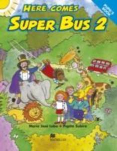 Here Comes Super Bus als Taschenbuch