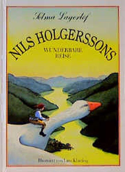 Nils Holgerssons wunderbare Reise als Buch