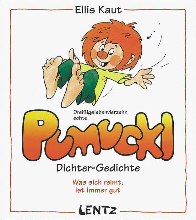 Dreißigsiebenvierzehn echte Pumuckl Dichter-Gedichte als Buch