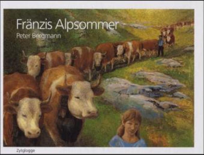 Fränzis Alpsommer als Buch