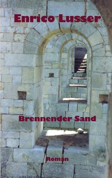 Brennender Sand als Buch