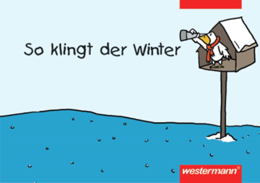 So klingt der Winter. Liederbuch als Buch