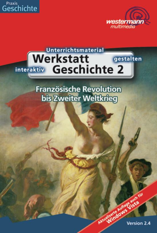 Französische Revolution bis 2. Weltkrieg, 1 CD-ROM als Software