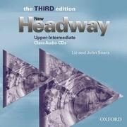 New Headway English Course. Upper-Intermediate. Class CDs zum Student's Book
