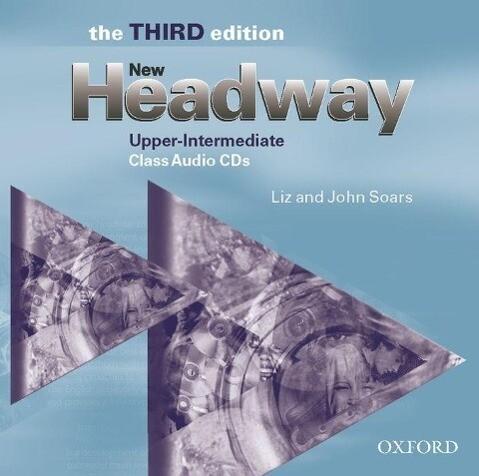 New Headway English Course. Upper-Intermediate. Class CDs zum Student's Book als Hörbuch