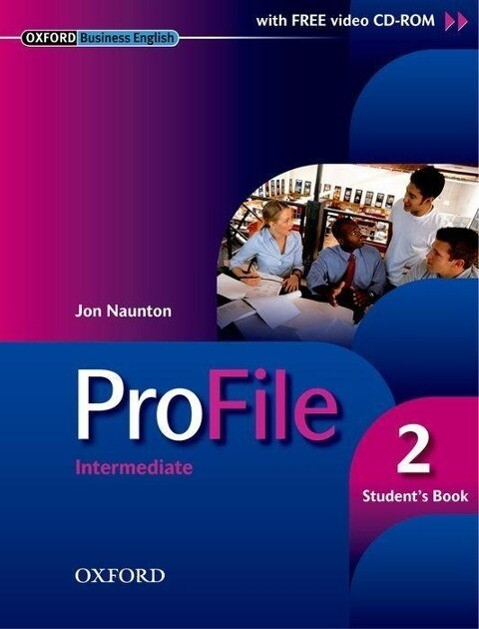 ProFile 2 - Student's Book / incl. CD-ROM als Buch