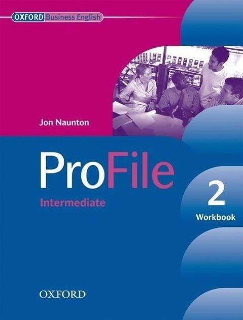 ProFile Level 2 - Workbook als Buch