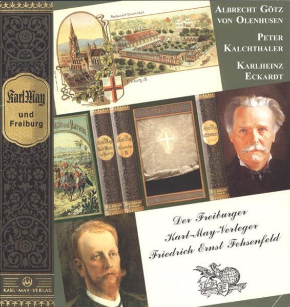 Karl May und Freiburg als Buch
