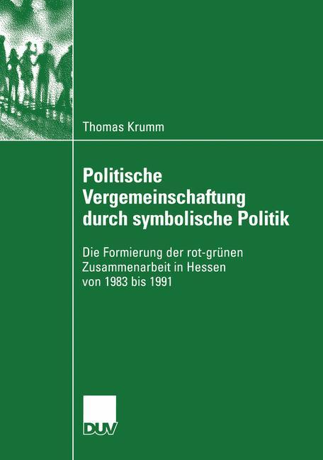 Politische Vergemeinschaftung durch symbolische Politik als Buch