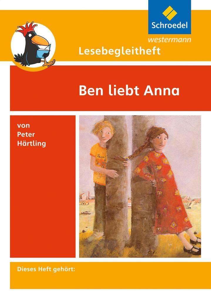 Ben liebt Anna. Lesebegleitheft als Buch