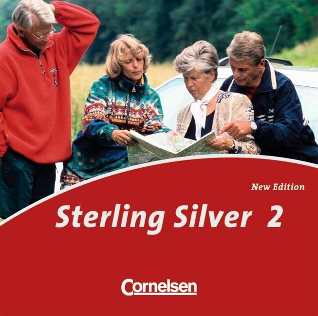 Sterling Silver 2. 2 CDs als Hörbuch