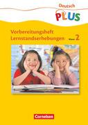 Lernstandserhebungen - Deutsch 2 / Arbeitsheft mit Lösungen