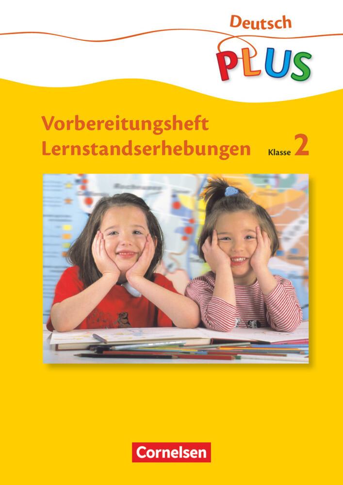 Lernstandserhebungen - Deutsch 2 / Arbeitsheft mit Lösungen als Buch