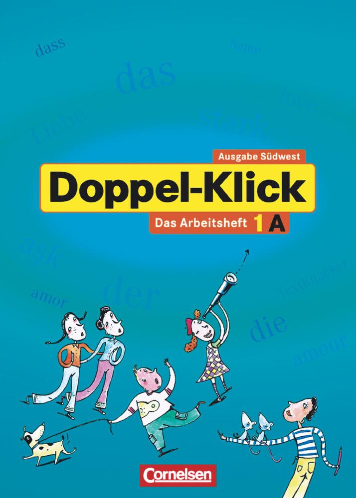 Doppel-Klick - Südwest. 5. Schuljahr. Arbeitsheft A mit Lösungen als Buch