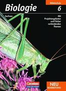 Biologie 6. Schuljahr. Schülerbuch. Mittelschule Sachsen