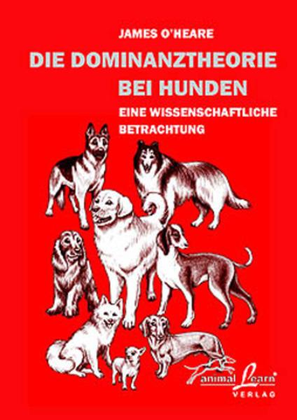 Die Dominanztheorie bei Hunden als Buch
