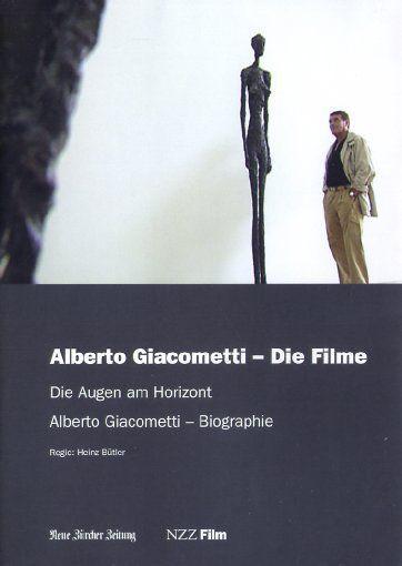 Alberto Giacometti - Die Filme, 1 DVD als DVD
