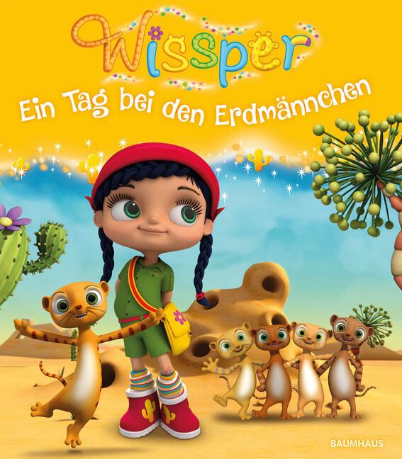 Wissper - Ein Tag bei den Erdmännchen als Buch