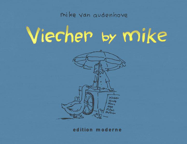 Viecher by Mike als Buch