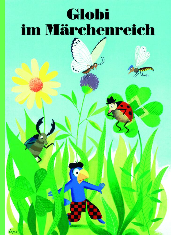 Globi im Märchenreich als Buch