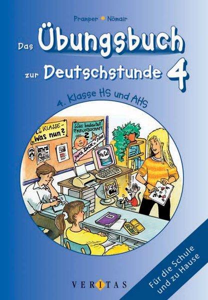 Das Übungsbuch zur Deutschstunde 4 als Buch