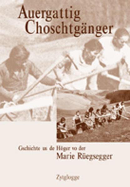 Auergattig Choschtgänger als Buch