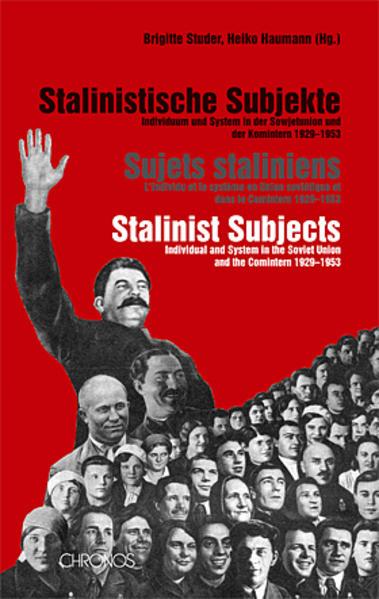 Stalinistische Subjekte - Stalinist Subjects - Sujets staliniens als Buch