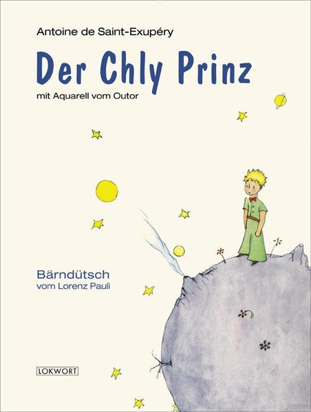 Der Chly Prinz als Buch