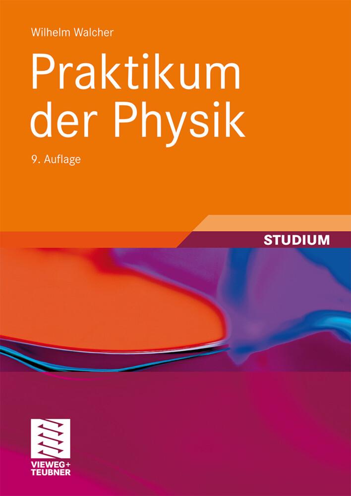 Praktikum der Physik als Buch