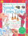 Maths Sticker Workbooks: Timestable. als Buch