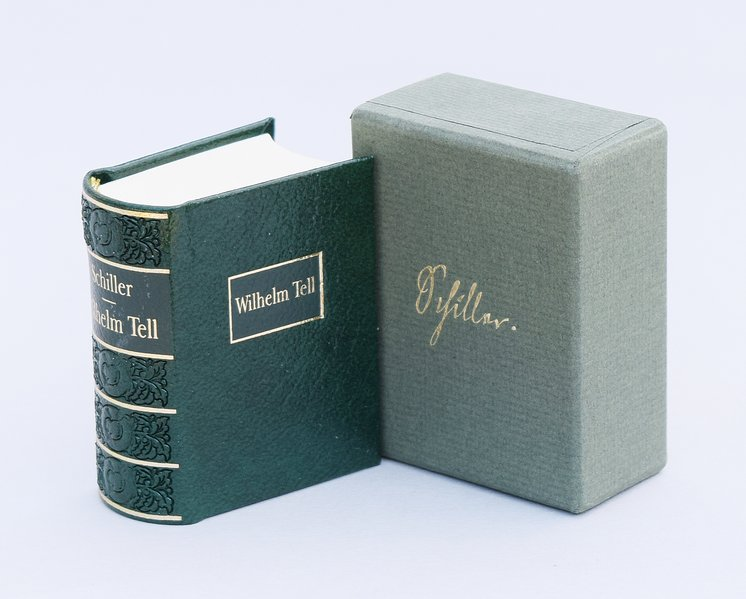 Wilhelm Tell als Buch