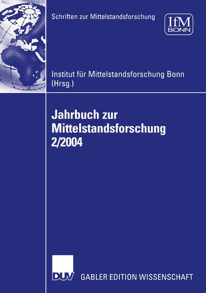 Jahrbuch zur Mittelstandsforschung 2/2004 als Buch