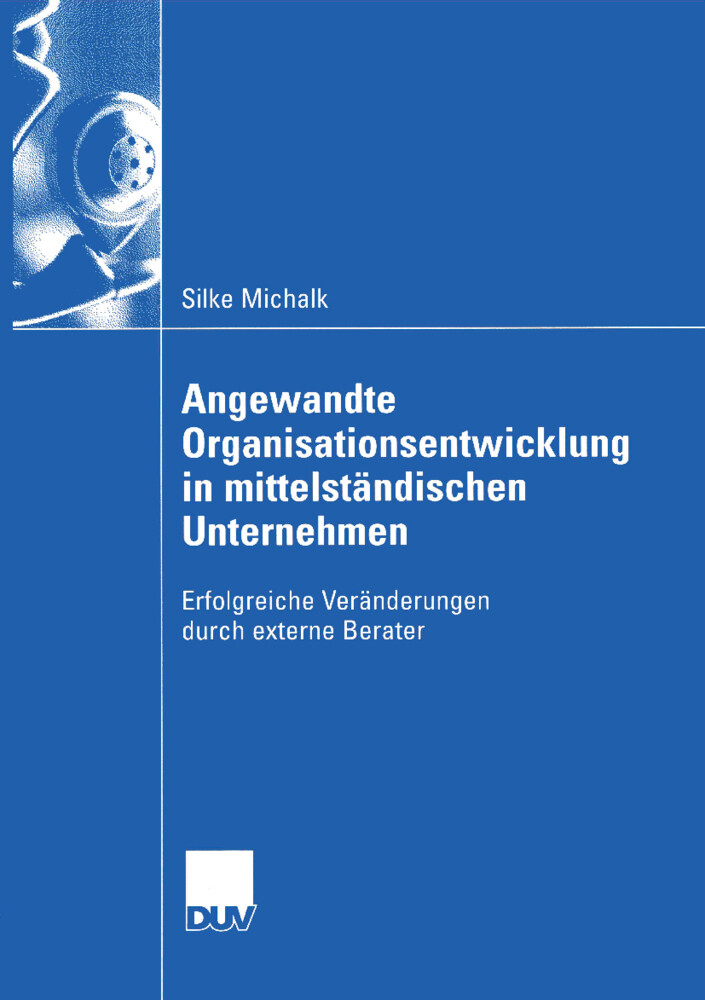 Angewandte Organisationsentwicklung in mittelständischen Unternehmen als Buch
