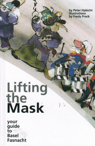 Lifting the Mask als Buch