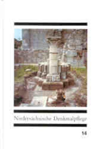 Niedersächsische Denkmalpflege XIV als Buch