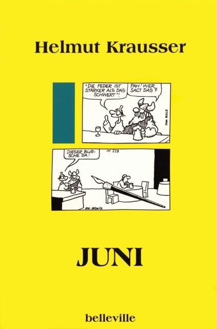 Juni als Buch