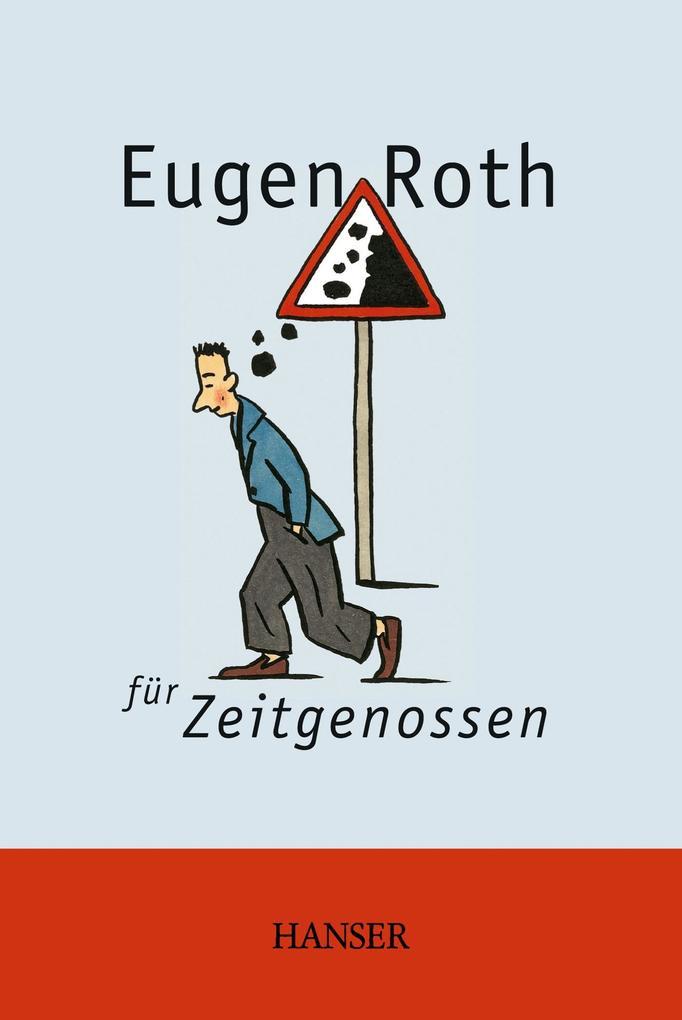 Eugen Roth für Zeitgenossen als Buch