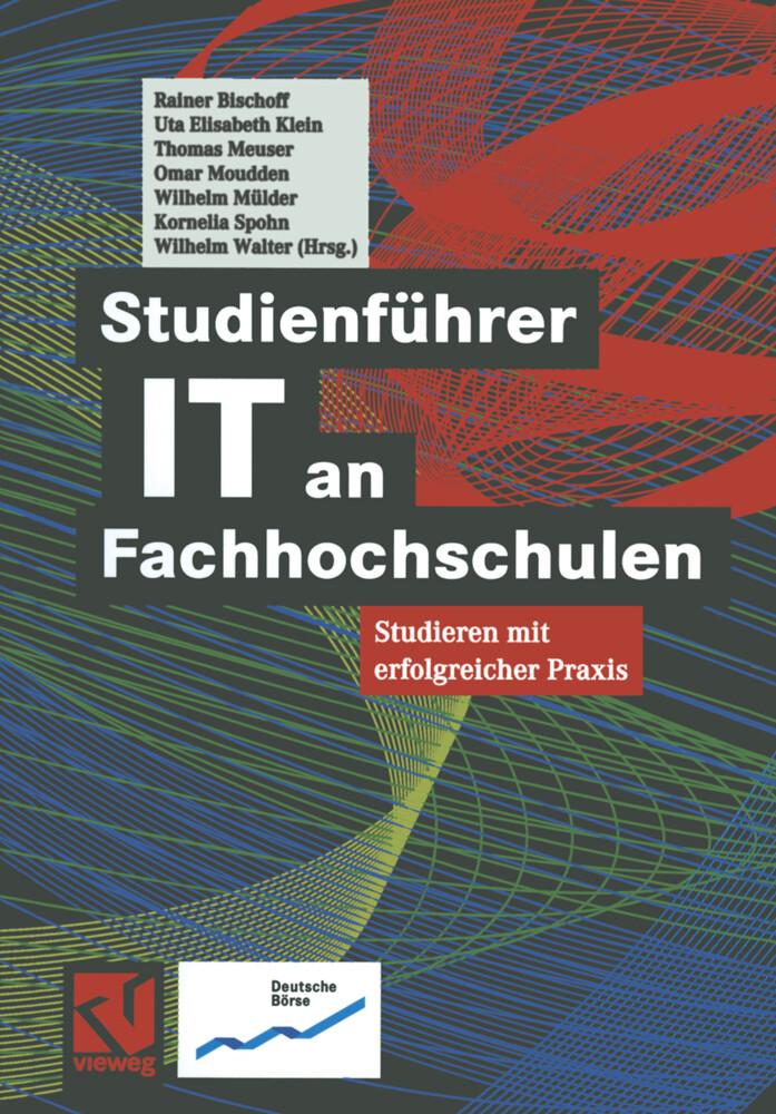 Studienführer IT an Fachhochschulen als Buch