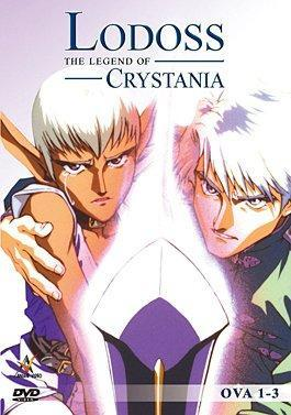 Lodoss - The Legend of Crystania als DVD