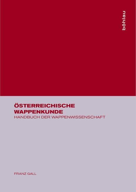 Österreichische Wappenkunde als Buch