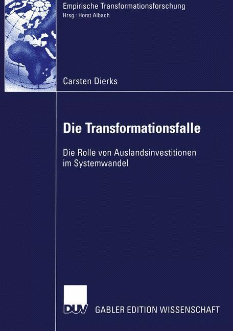 Die Transformationsfalle als Buch