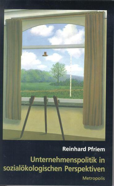 Unternehmenspolitik in sozialökologischen Perspektiven als Buch