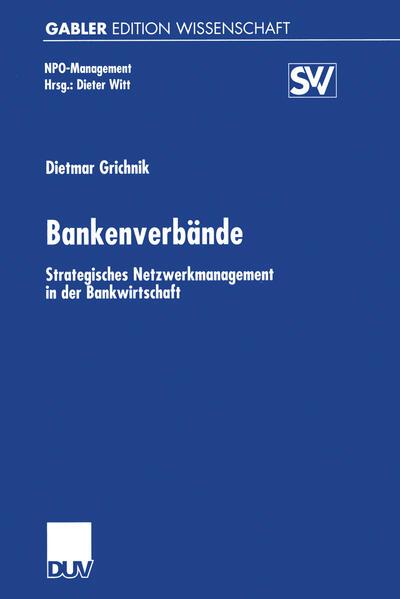 Bankenverbände als Buch