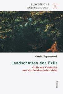 Landschaften des Exils als Buch