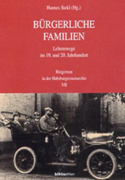 Bürgerliche Familien als Buch